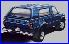 Toyota Trekker